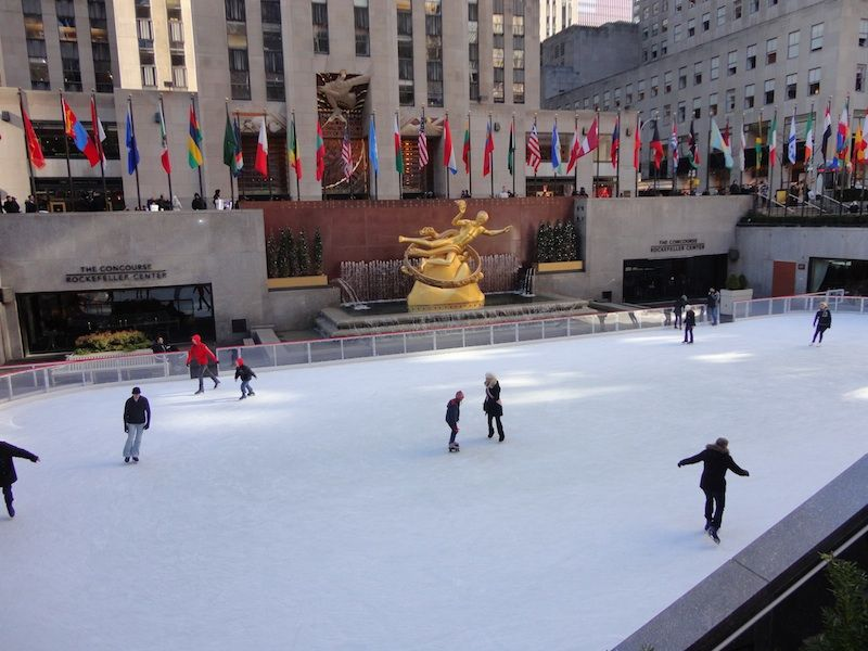 New York City holiday tours with Seek.