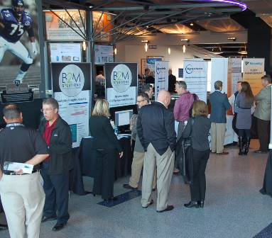 Barcoding's Executive Forum Solutions Showcase