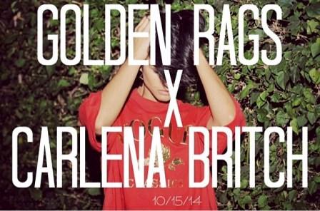 Carlena Britch x Golden Rags