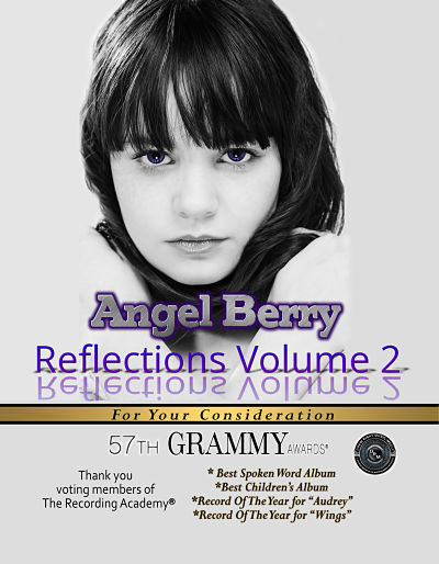 Angel Berry being considered for several Grammy nods.