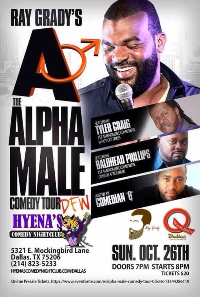 Alpha Male Tour