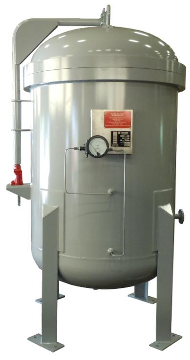 ASME Filter Housing Pressure Vessel