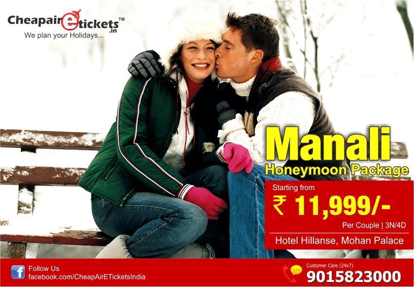 Manali Honeymoon Packages