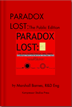 Cover of Paradox Lost : The True Geometries of Time Travel The Public Edition