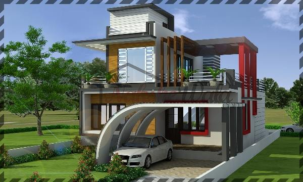 Primary House Elevation Design Expertise From Nakshewala