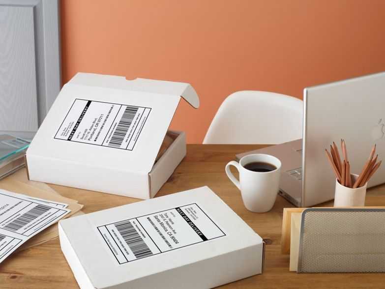 customized shipping labels packaging supplies packaging
