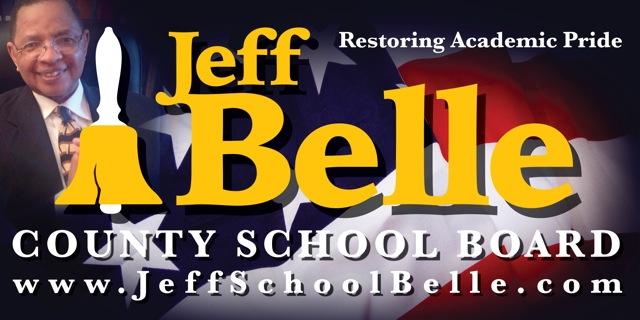 Jeff Bell for County School Board