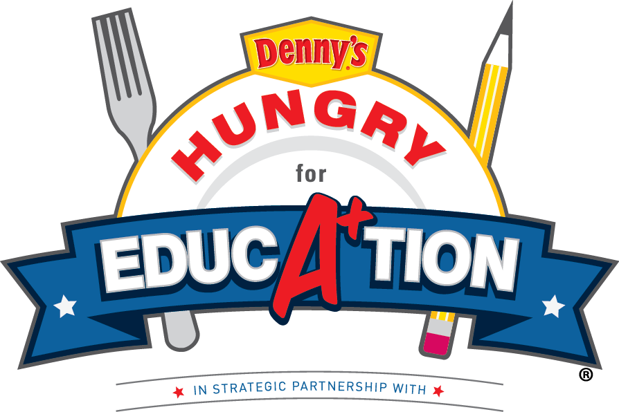 Denny's Hungry For Education