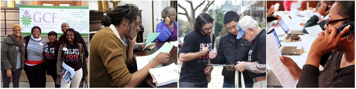 POWER Interfaith Leaders Target 7,000 Unlikely Voters To Go to the Polls