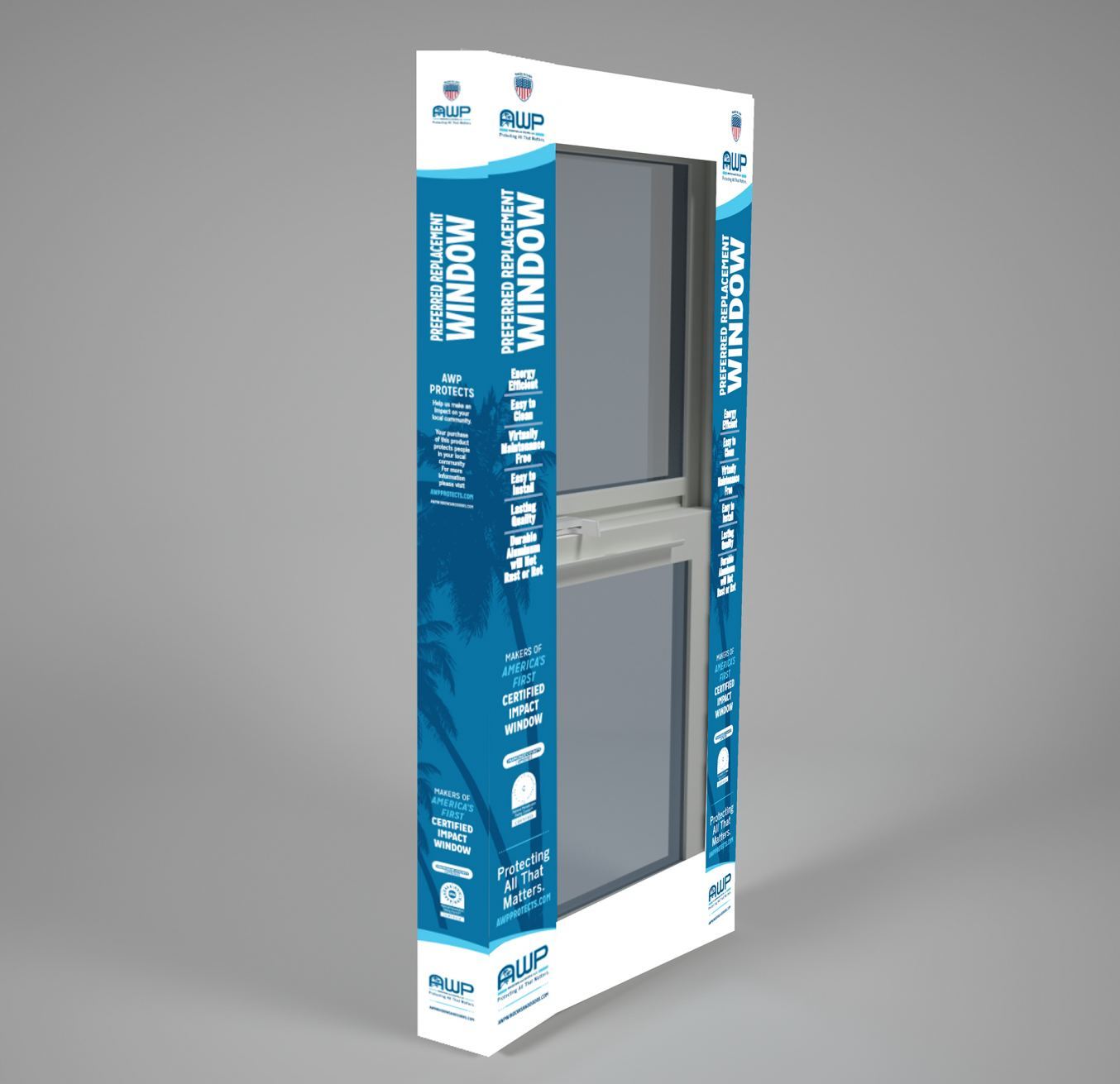 Awp Windows And Doors Announces New Packaging Design