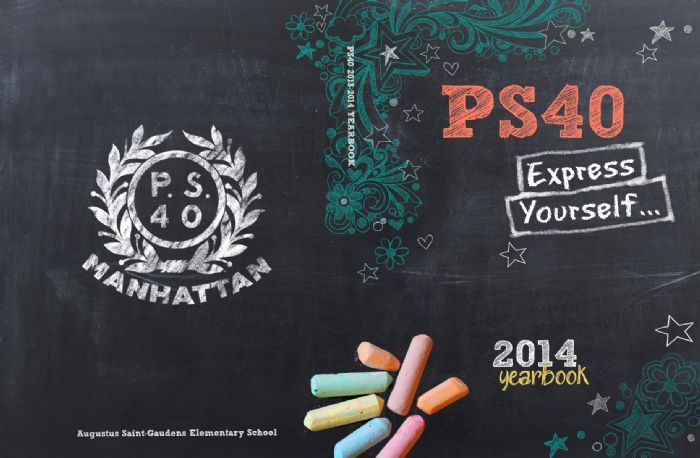 p s 40 awarded 1st place elementary cover design in national