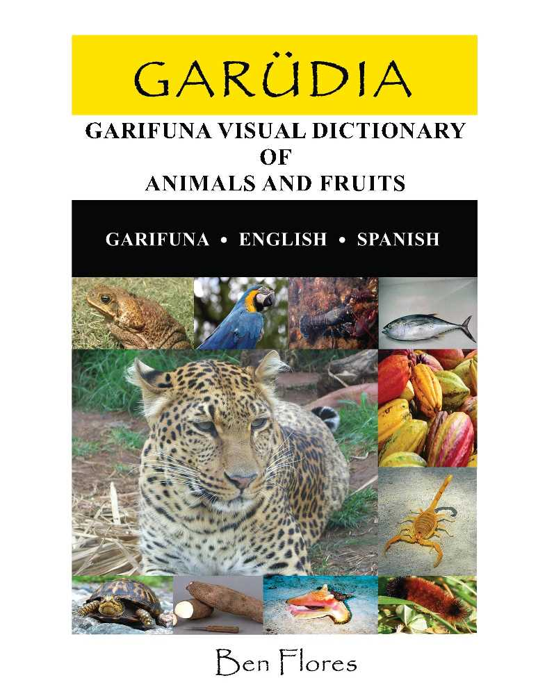 Garifuna Visual Dictionary of Animals and Fruits