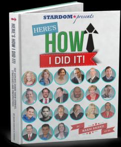 """How I Did It"" Free Ebook"