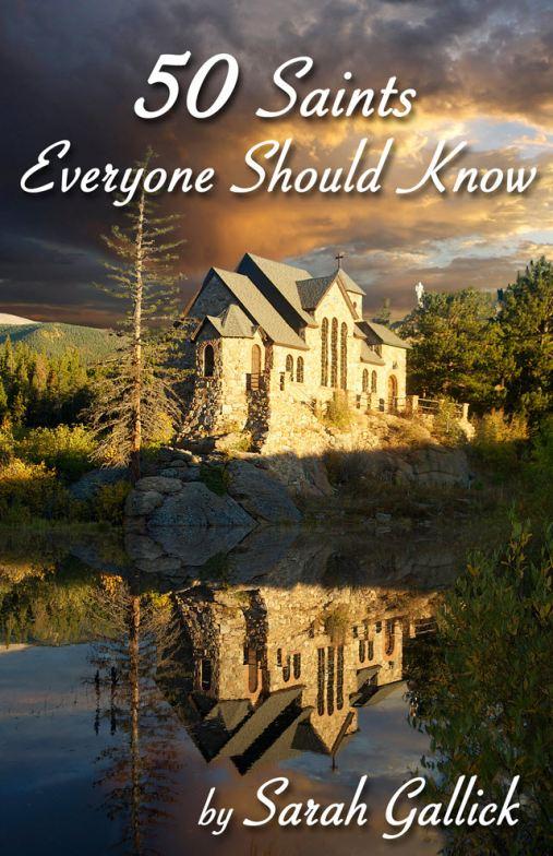 50 Saints Everyone Should Know