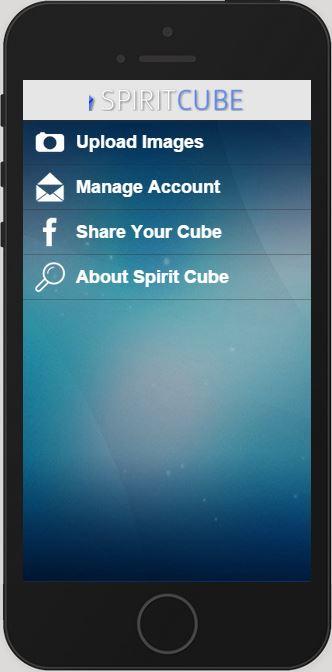 Spiritcube Phone App