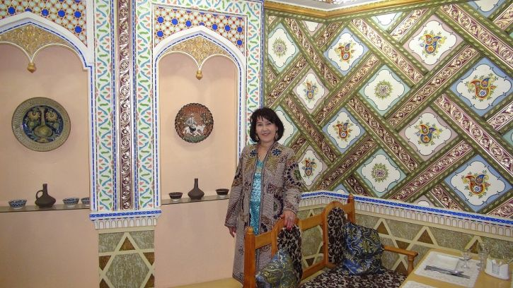 Bukhara traditional restaurants