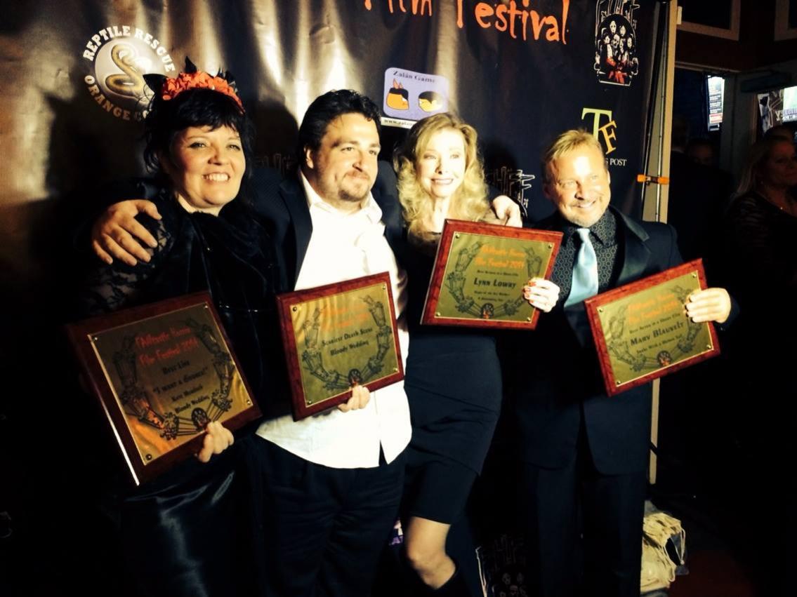 Fantastic Horror Film Awards Red Carpet