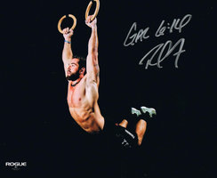 Rich Froning Signed Crossfit 8x10 Photo