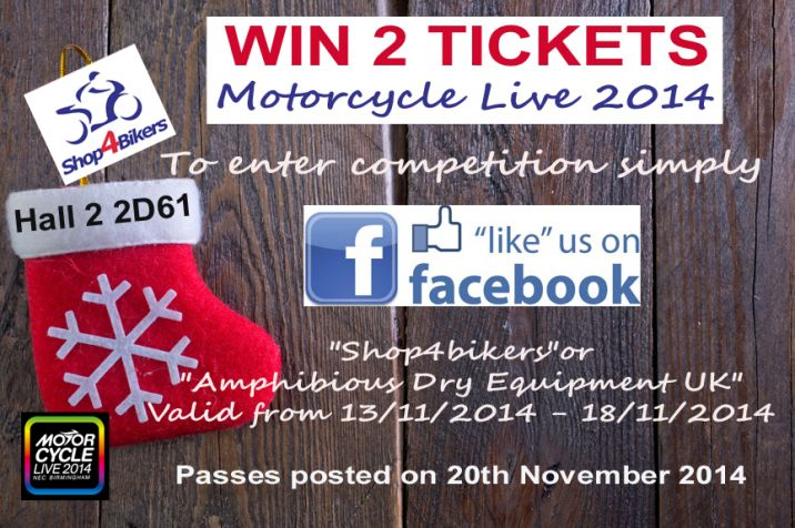 Shop4bikers competition