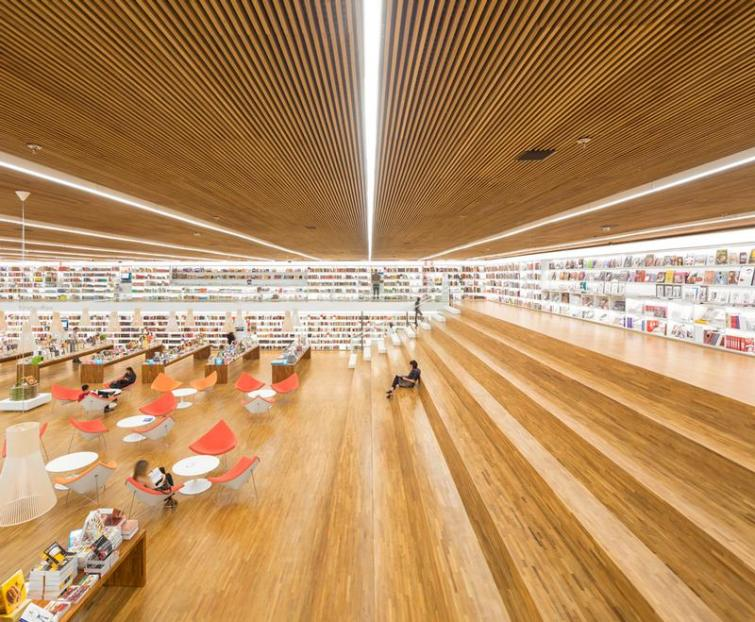 Cultura Bookstore, Mario Kogan, Spaces Design