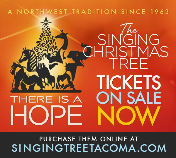 Life center presents the 52nd annual singing christmas tree