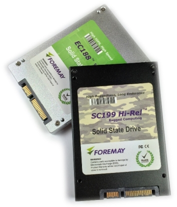 4TB and 8TB SATA SSD Drives from Foremay