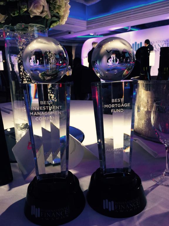 International Finance Award 2014 London