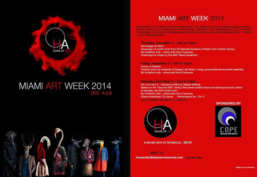Main Invite Houe of Art 2014 (1)