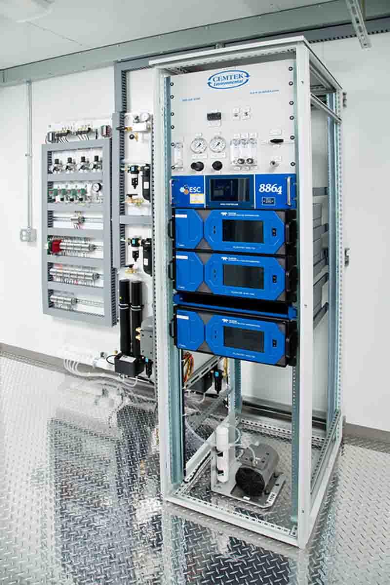 Cemtek Environmental To Supply Emissions Monitoring