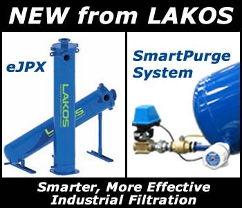New LAKOS eJPX and SmartPurge