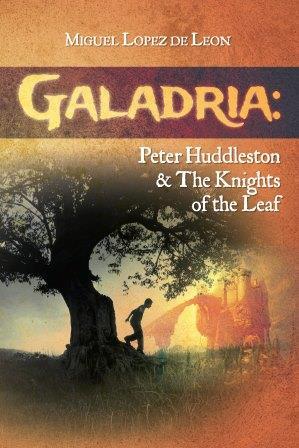 Galadria Book 3 cover Miguel Lopez de Leon