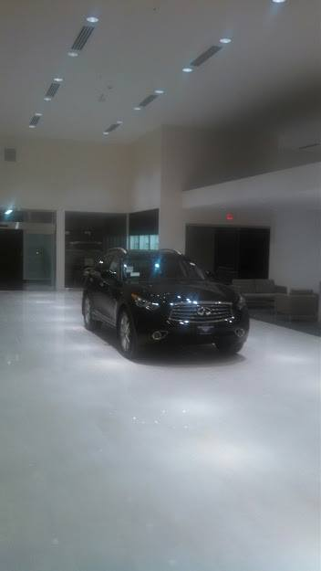 Motor werks infiniti of barrington unveils their modern for Motor werks barrington used cars