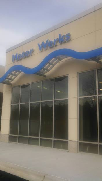 Motor werks honda opens an all new state of the art for Chicago area honda dealers