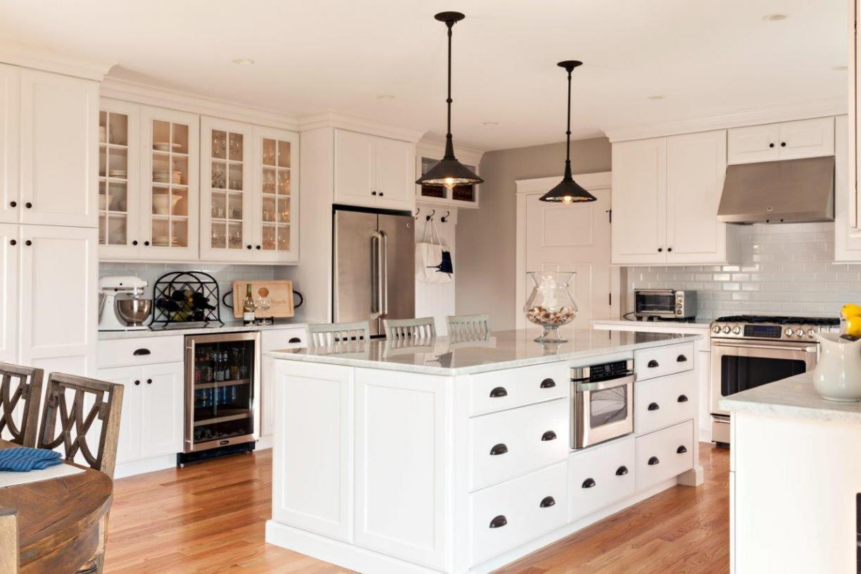 Wood Palace Kitchens Project Is Subject Of Home Remodeling