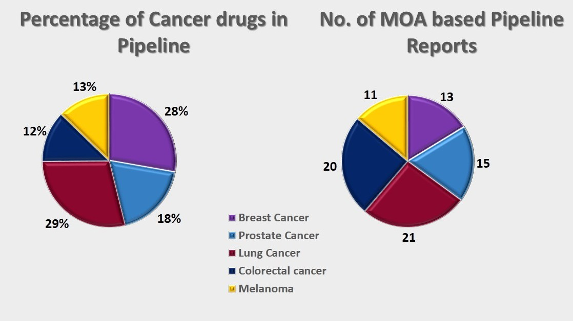 Oncology MOA charts