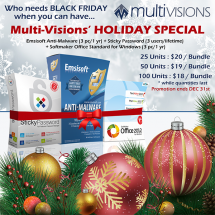 Multi-Visions Holiday Special