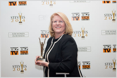Becca Wilson Woman of the Year - Technology
