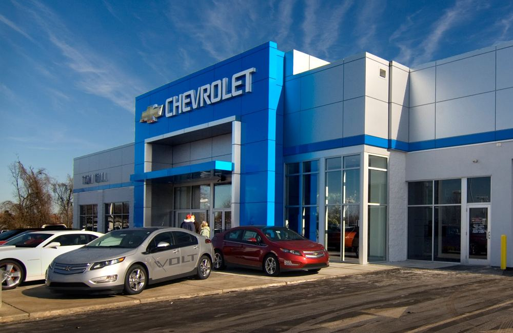 Tom Gill Chevrolet in Florence, KY