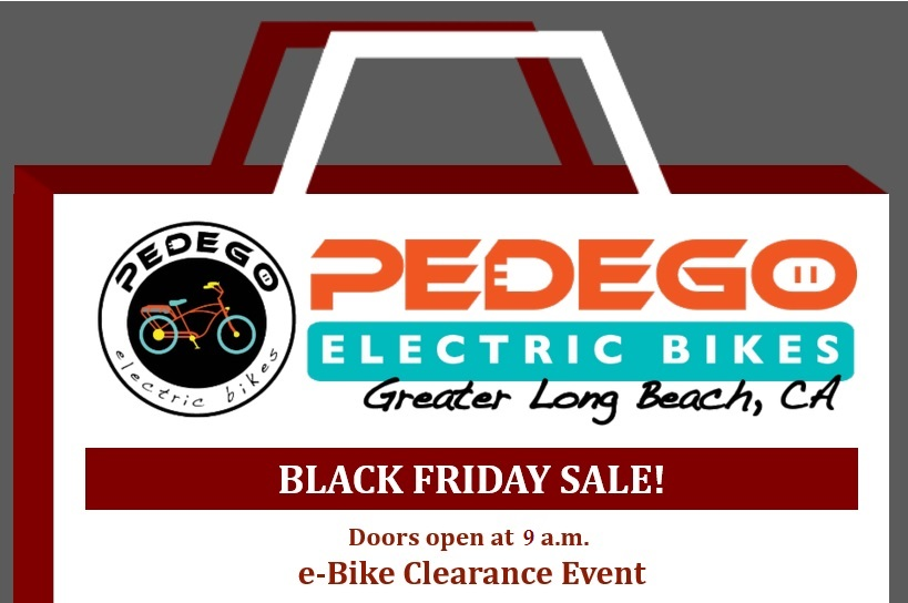 Pedego Greater Long Beach is slashing prices today!