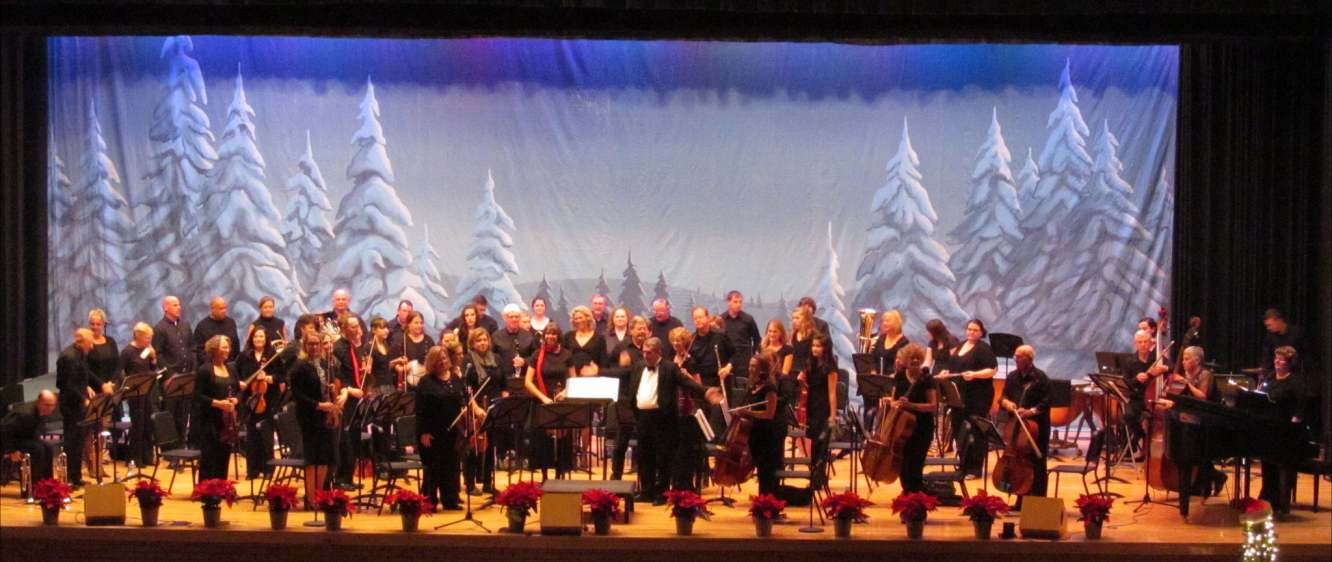 Lake Norman Orchestra in Concert