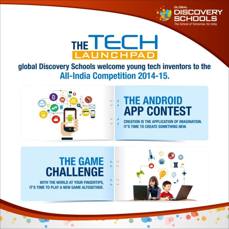 global Discovery Schools presents All India THE TECH