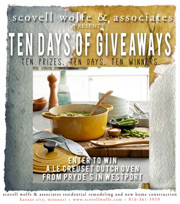 Scovell Wolfe And Associates Inc Is Hosting 10 Days Of