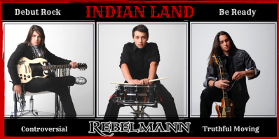 Indian Land by REBELMANN® 2015