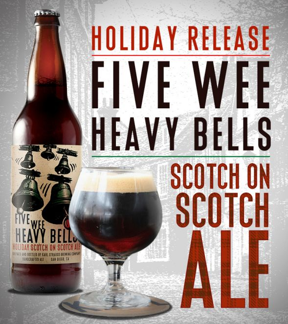 Five Wee Heavy Bells