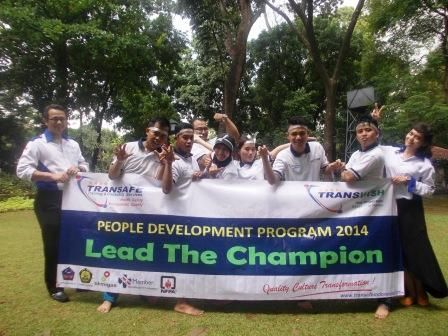 People development program - Transafe Indonesia