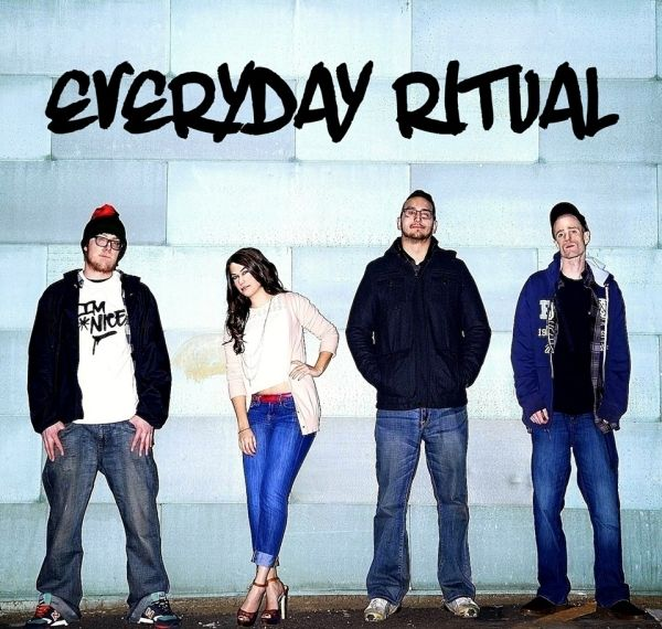 Everyday Ritual - Star 1 Records Artists
