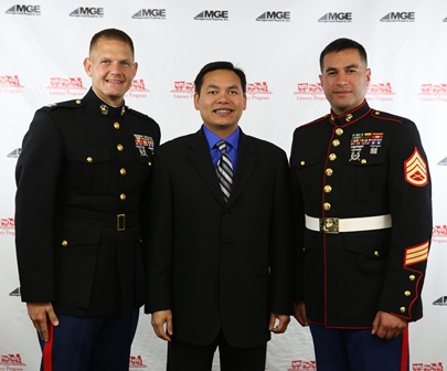 Dr. Vinh Le and The US Marines
