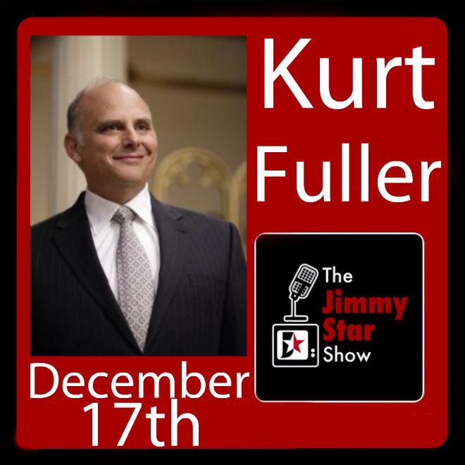 Kurt Fuller on The Jimmy Star Show