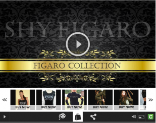 Shy Figaro Apparel and Fashion
