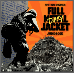 Matthew Modine's Full Metal Jacket Diary Audiobook